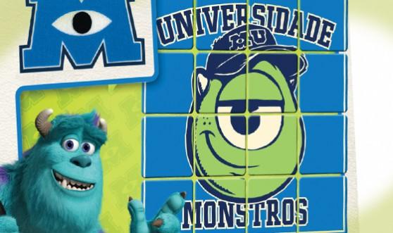 Concurso Universidade Monstros