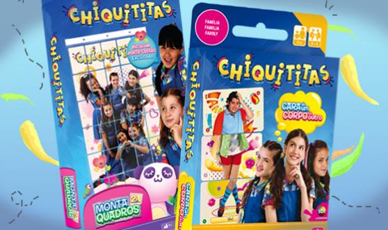 Jogos das Chiquititas